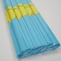 Papír krepový, 50 x 200 cm - světle modrý 20