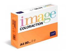 Kopírovací papír Coloraction A4 80g. ACAPULCO - oranžová reflexní (500 listů)