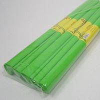 Papír krepový, 50 x 200 cm - světle zelený 22