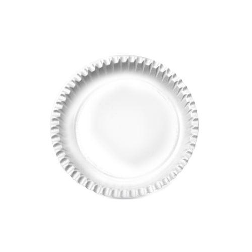 WIMEX Papírový talíř mělký 23 cm (PAP) - [100 ks]
