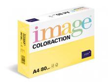 Kopírovací papír Coloraction A4 80g. DESERT - žlutá pastelová (500 listů)