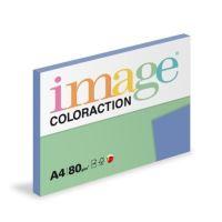 Kopírovací papír Coloraction A4 80g. MALTA - modrá středně (100 listů)