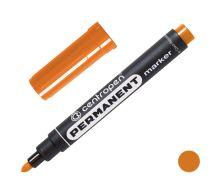 CENTROPEN Popisovač 8566 - 2,5 mm - oranžový