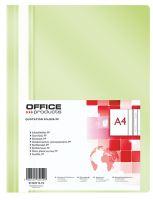 OFFICE Products Rychlovazač A4 OP 110/170 µm - světle zelený