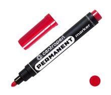 CENTROPEN Popisovač 8566 - 2,5 mm - červený