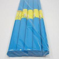 Papír krepový, 50 x 200 cm - tyrkysový 19
