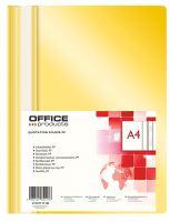 OFFICE Products Rychlovazač A4 OP 110/170 µm - žlutý