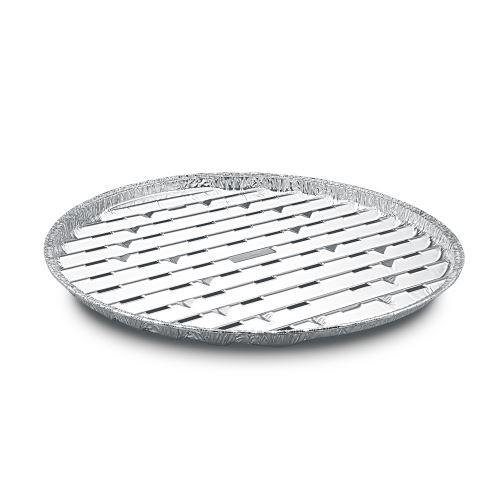 WIMEX Tác na gril kulatý (ALU) průměr 34 cm - [3ks]