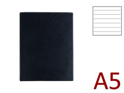 KARTON P+P Kroužkový záznamník A5, HANIBAL, 4 kroužky, náplň 100 listů - plastik