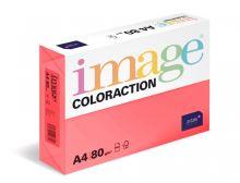 Kopírovací papír Coloraction A4 80g. MALIBU - růžová reflex (500 listů)
