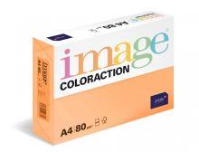 Kopírovací papír Coloraction A4 80g. VENEZIA - oranžová sytá (500 listů)