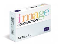 Kopírovací papír Coloraction A4 80g. ICELAND - středně šedá (500 listů)