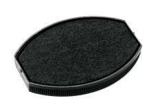 COLOP Náhradní polštářek E/Oval 55 - černý