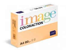 Kopírovací papír Coloraction A4 80g. SAVANA - meruňková (500 listů)