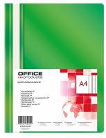 OFFICE Products Rychlovazač A4 OP 110/170 µm - zelený
