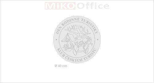 Štoček pro razítko Mic. průměr 40 mm - výroba na zakázku