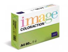 Kopírovací papír Coloraction A4 80g. JAVA - kiwi (500 listů)
