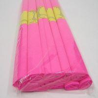 Papír krepový, 50 x 200 cm - světle růžový 11