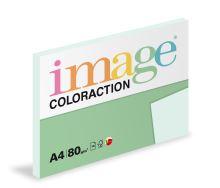 Kopírovací papír Coloraction A4 80g. LAGOON - mořská (100 listů)