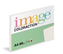 Kopírovací papír Coloraction A4 80g. ICELAND - středně šedá (100 listů)