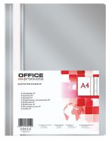 OFFICE Products Rychlovazač A4 OP 110/170 µm - šedý