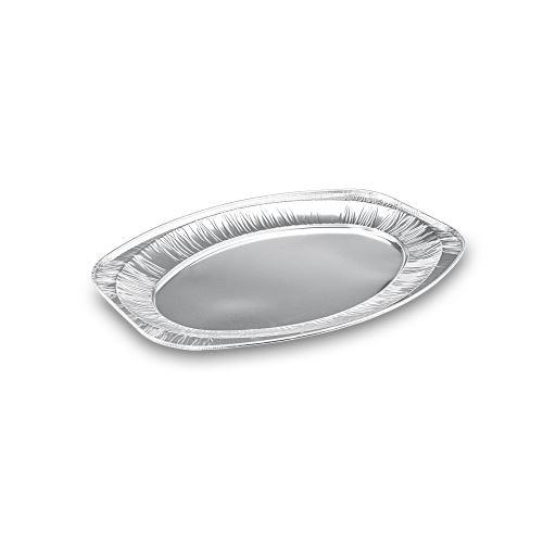 WIMEX Podnos oválný (ALU) 44,5 x 29,5 cm - [5ks]