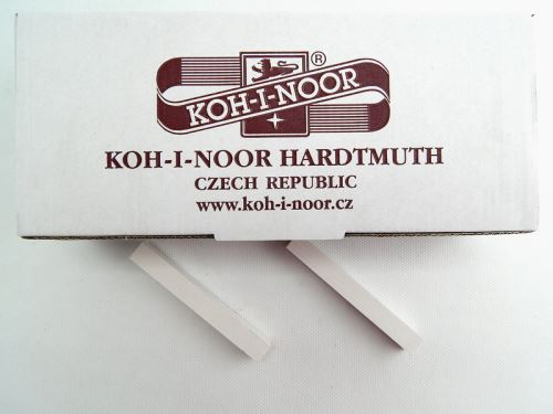 KOH-I-NOOR Křída 111502/100 školní - bílá [100 ks]