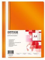 OFFICE Products Rychlovazač A4 OP 110/170 µm - oranžový