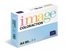 Kopírovací papír Coloraction A4 80g. ICEBERG - blankytná modř (500 listů)