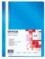 OFFICE Products Rychlovazač A4 OP 110/170 µm - modrý