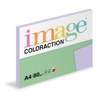 Kopírovací papír Coloraction A4 80g. Tundra - šeříková (100 listů)