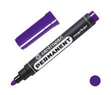 CENTROPEN Popisovač 8566 - 2,5 mm - fialový