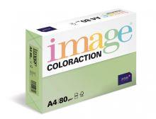 Kopírovací papír Coloraction A4 80g. FOREST - zelená pastel (500 listů)